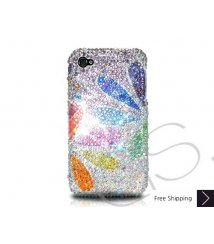 Color Petal Crystallized Swarovski Phone Case