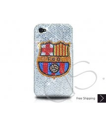 Barcelona Crystallized Swarovski Phone Case