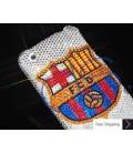 Barcelona Crystallized Swarovski Phone Case