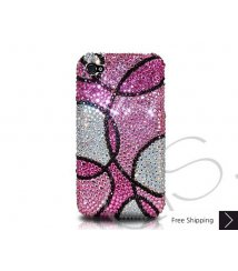 Semicircle Crystallized Swarovski Phone Case