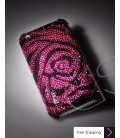Rose Pink Crystallized Swarovski Phone Case