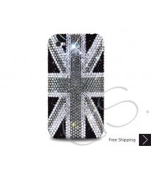 Mini Coper Crystallized Swarovski Phone Case - Gray