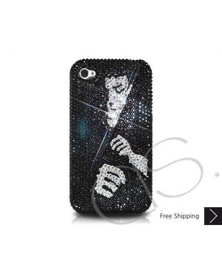Bruce Lee Crystallized Swarovski Phone Case