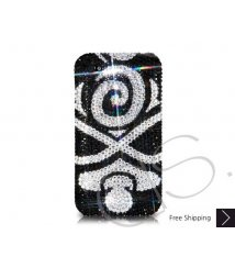 Hysteric Mini Crystallized Swarovski Phone Case