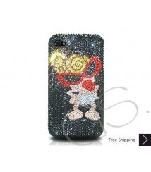 Hysteric Mini Crystallized Swarovski Phone Case - Color