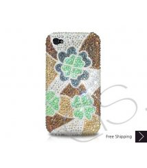 Camouflage Scatter Crystallized Swarovski Phone Case