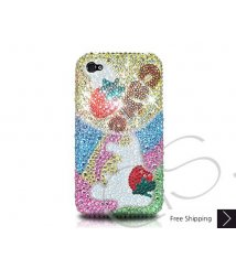 Strawberry Tree Crystallized Swarovski Phone Case