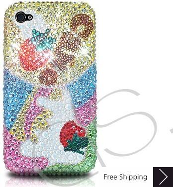 Strawberry Tree Crystallized Swarovski Phone Case