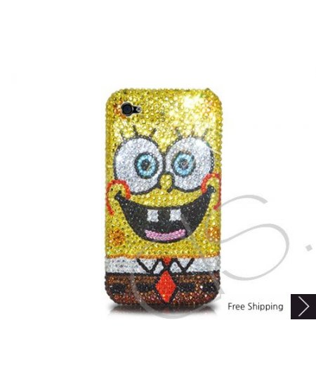 SpongeBob Crystallized Swarovski Phone Case