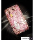 Pink Panther Crystallized Swarovski Phone Case