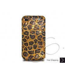 Leopardo Crystallized Swarovski Phone Case