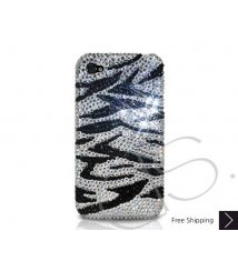 Zebra Crystallized Swarovski Phone Case