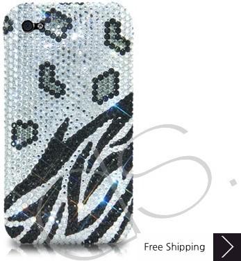 Free Style Crystallized Swarovski Phone Case