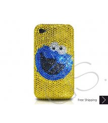 Cookie Monster Crystallized Swarovski Phone Case