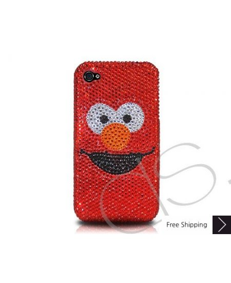 Elmo Crystallized Swarovski Phone Case