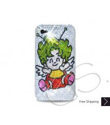 Cupid Crystallized Swarovski Phone Case