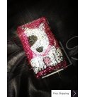Bull Terrier Crystallized Swarovski Phone Case