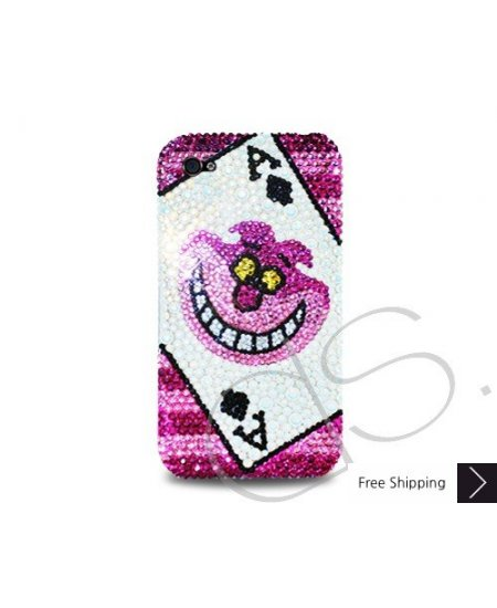 Spade Crystallized Swarovski Phone Case