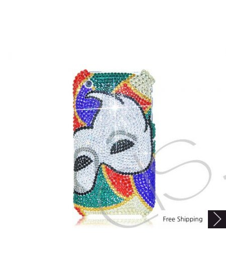 Clown Mask Crystallized Swarovski Phone Case