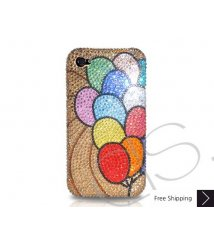 Balloon Crystallized Swarovski Phone Case