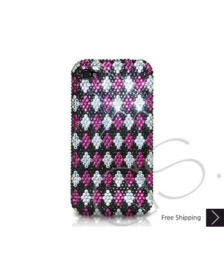 Poker Diamond Crystallized Swarovski Phone Case