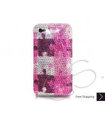 Puzzle Crystallized Swarovski Phone Case