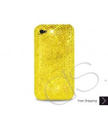 Classic Crystallized Swarovski Phone Case - Yellow