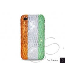 National Series Crystallized Swarovski Phone Case - Cote d'Ivoire