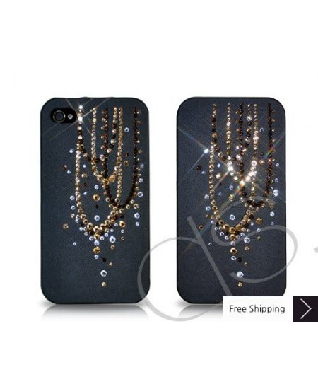 Perlina Crystallized Swarovski Phone Case