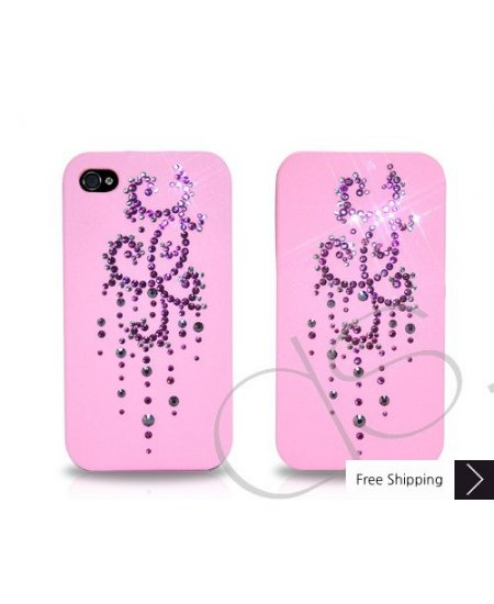 Bellflower Crystallized Swarovski Phone Case