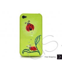 Coccinella Crystallized Swarovski Phone Case