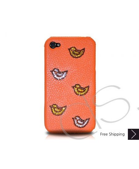 Birdy Crystallized Swarovski Phone Case