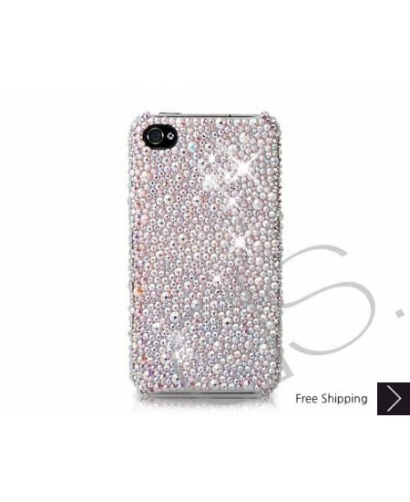 Drops Swarovski Crystal Phone Case