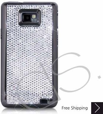 Catena Swarovski Crystal Samsung Galaxy S2 I9100 Case