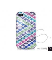 Enigma Swarovski Crystal Phone Case