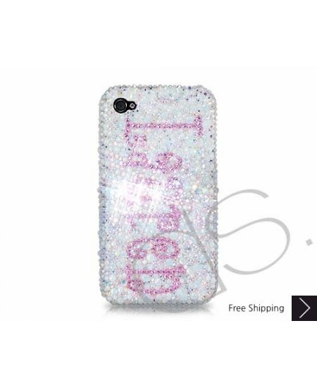 Cartas Personalized Swarovski Crystal Phone Case