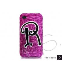 Classic Personalized Swarovski Crystal Phone Case