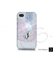 Veil Swarovski Crystal Phone Case