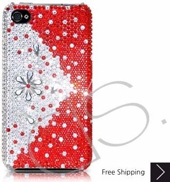 Fovilla Swarovski Crystal Phone Case