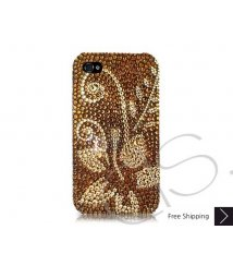 Planta Swarovski Crystal Phone Case