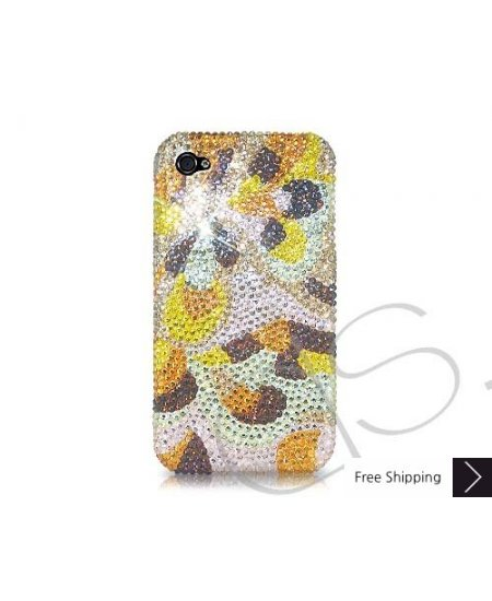 Brillo Swarovski Crystal Phone Case