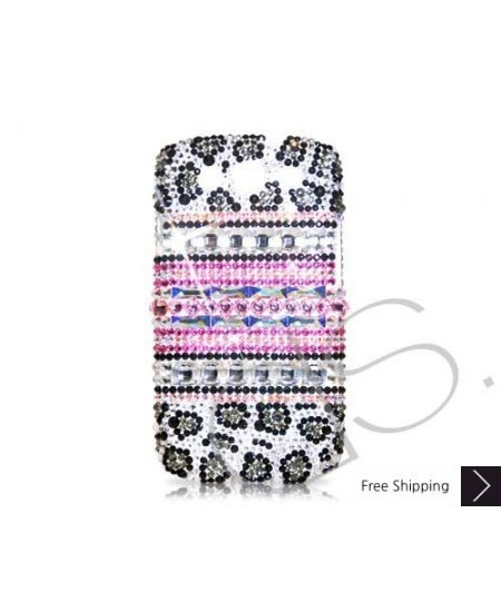 Stripe Print Crystal Samsung Galaxy S3 i9300 Cases