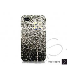 Ornate Swarovski Crystal Phone Case