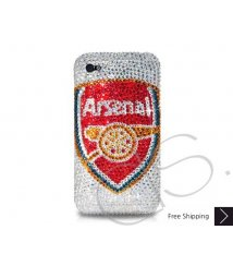 Arsenal Crystallized Swarovski Phone Case