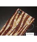 Quicksand Bling Swarovski Crystal Phone Cases