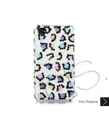 Shatter Floral Bling Swarovski Crystal Phone Cases