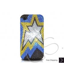 Thunder Bling Swarovski Crystal iPhone XS and MAX iPhone XR Case