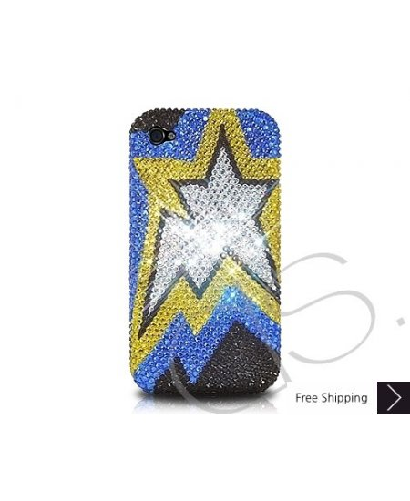 Thunder Bling Swarovski Crystal Phone Cases