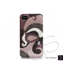 Artistic Bling Swarovski Crystal iPhone 8 and iPhone 8 Plus Case