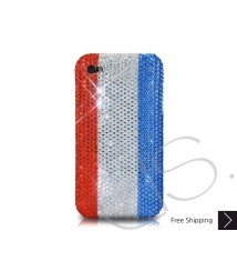 National Series Bling Swarovski Crystal iPhone 6 and iPhone 6 Plus Case - Netherlands